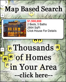 Search for your new home using our maps based search.