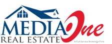 MediaOne Real Estate Logo